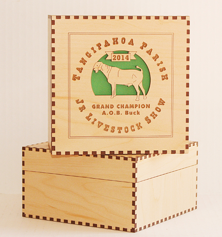 dairy buck box
